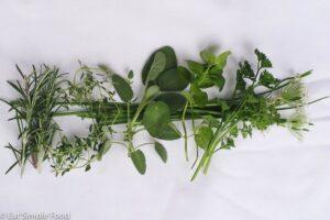 Fresh Herbs | EatSimpleFood.com