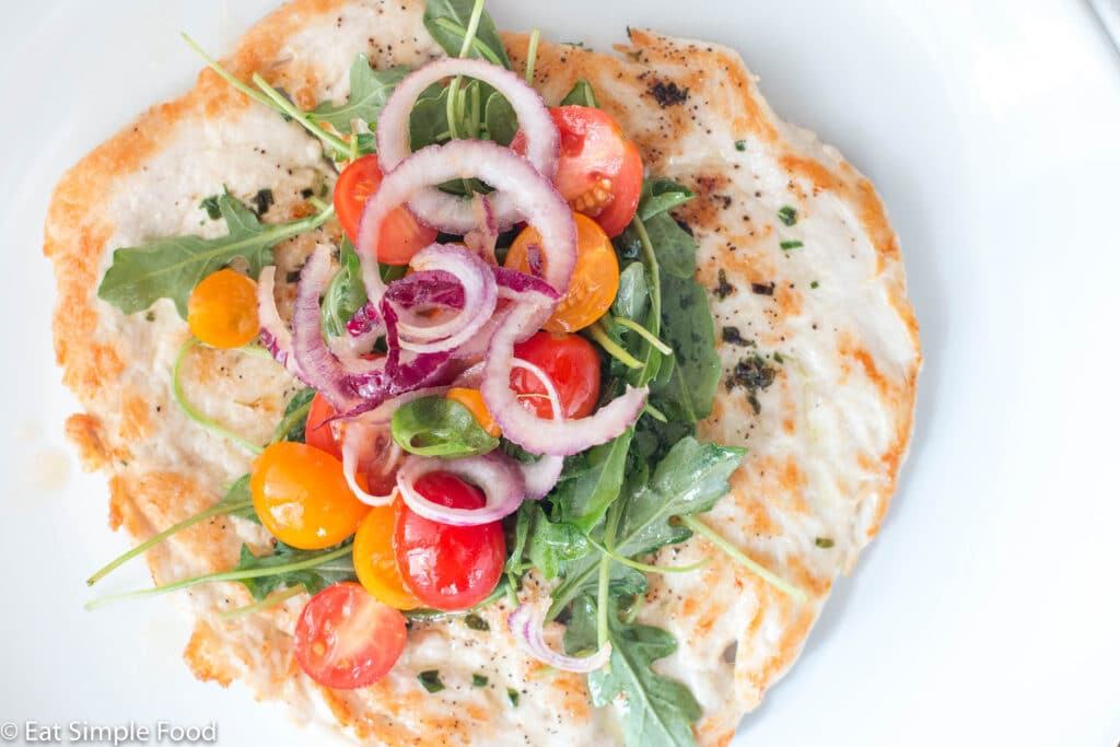 Healthy Chicken Paillard Pie Yard Recipe Eat Simple Food