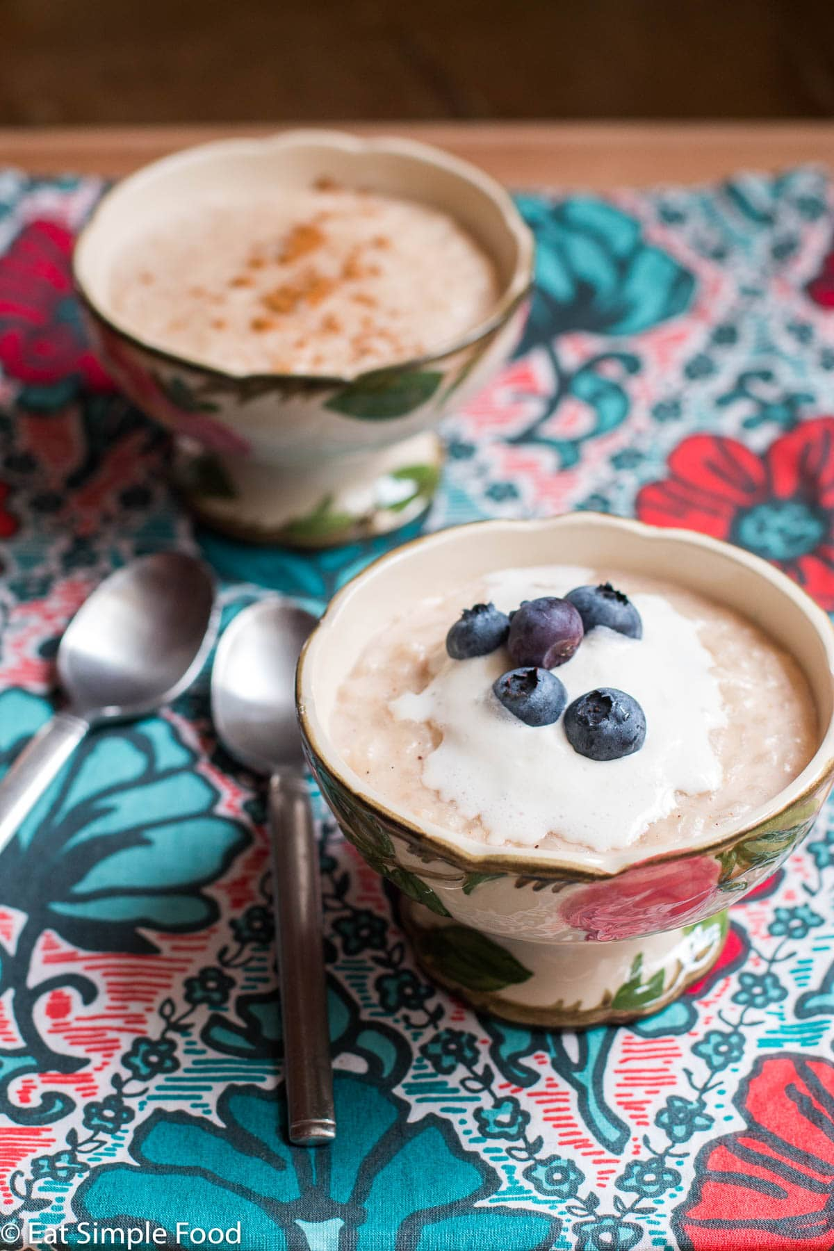 Easy, Creamy, and Delicious Rice Pudding Recipe - Eat ...